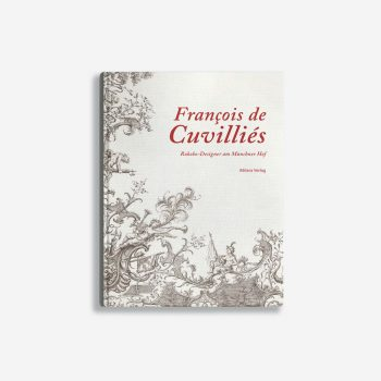 Buchcover Albrecht Vorherr Francois de Cuvillies