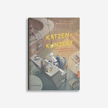 Buchcover Dirk Walbrecker Katzenkonzert