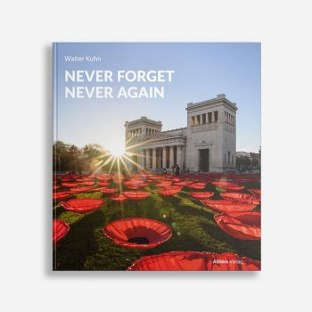 Buchcover Walter Kuhn Never forget never again