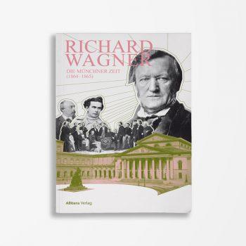 Buchcover Bayerische Staatsbibliothek Richard Wagner