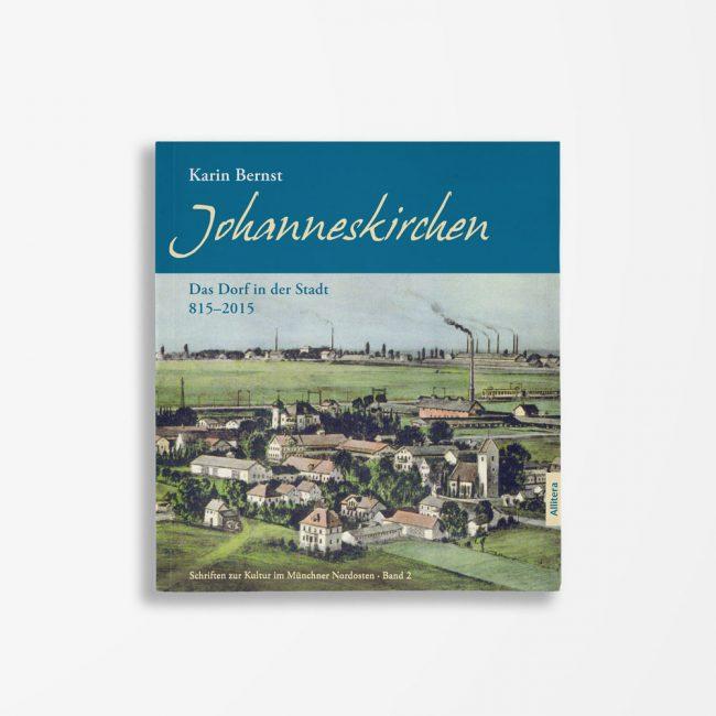 Buchcover Karin Bernst Johanneskirchen