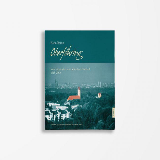 Buchcover Karin Bernst Oberföhring