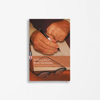 Buchcover Wolfgang Bittner Beruf Schriftsteller