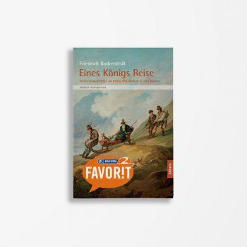 Buchcover Friedrich Bodenstedt Eines Königs Reise
