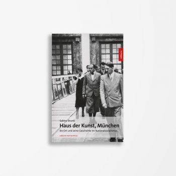 Buchcover Sabine Brantl Haus der Kunst, München