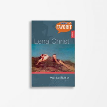 Buchcover Lena Christ Mathias Bichler