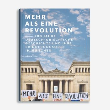 Buchcover Simon Goeke Lilia Diamantopoulou Mehr als eine Revolution