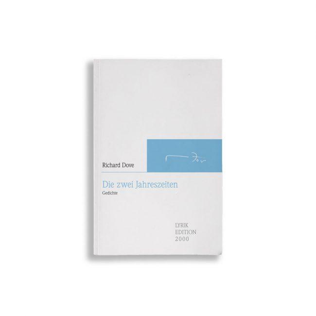 Buchcover Richard Dove Die zwei Jahreszeiten