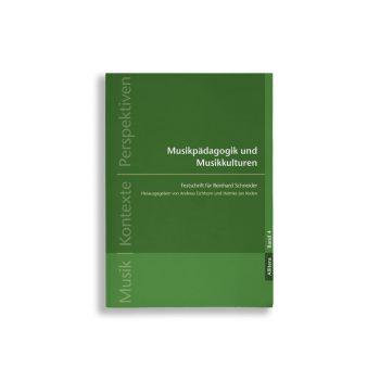 Buchcover Andreas Eichhorn Helmke Jan Keden Musikpädagogik und Musikkulturen