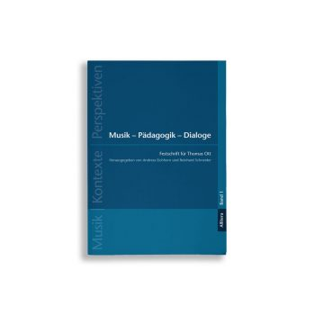 Buchcover Andreas Eichhorn Reinhard Schneider Musik – Pädagogik – Dialoge