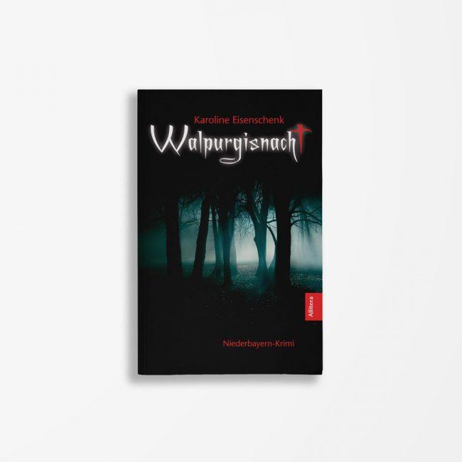 Buchcover Karoline Eisenschenk Walpurgisnacht