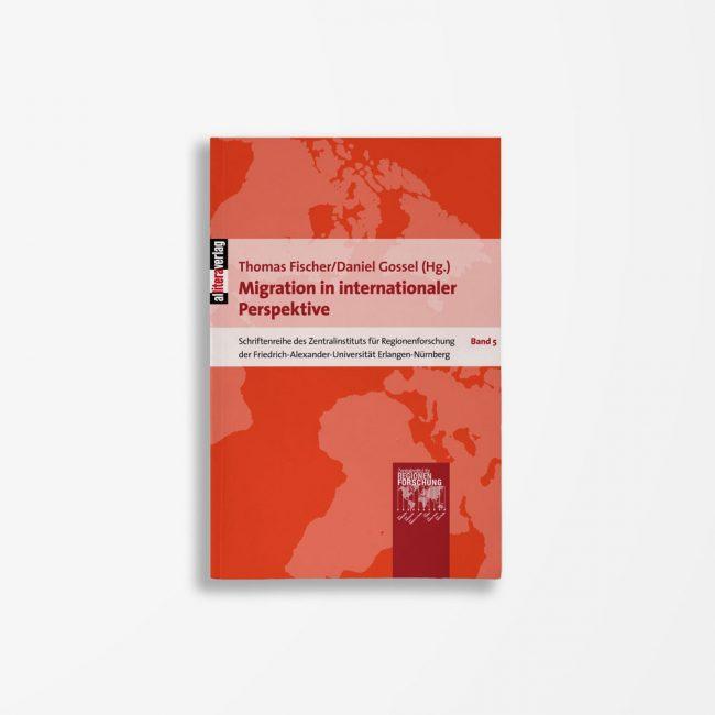 Buchcover Fischer Gossel Migration in internationaler Perspektive