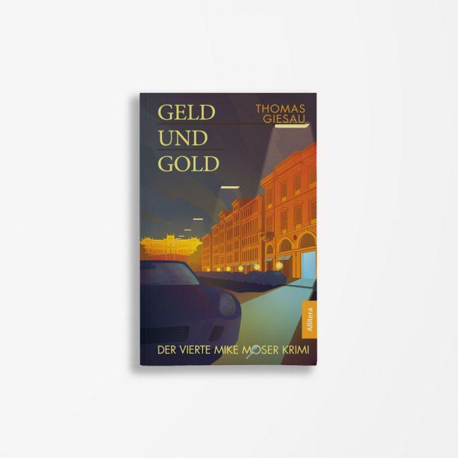 Buchcover Thomas Giesau Geld und Gold