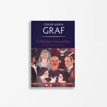 Buchcover Oskar Maria Graf Gelächter von außen