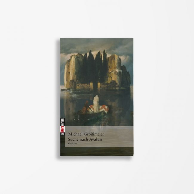 Buchcover Michael Groißmeier Suche nach Avalun