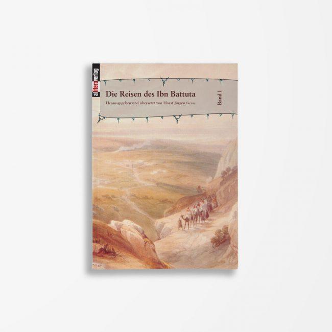 Buchcover Horst Jürgen Grün Die Reisen des Ibn Battuta Band 1