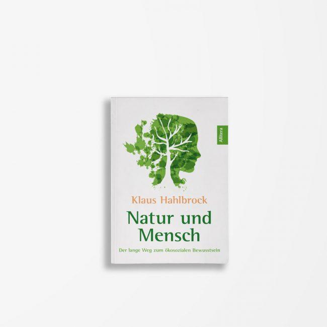 Buchcover Klaus Hahlbrock Natur und Mensch