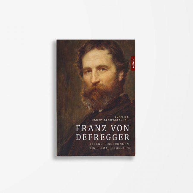Buchcover Angelika Irgens Defregger Franz von Defregger
