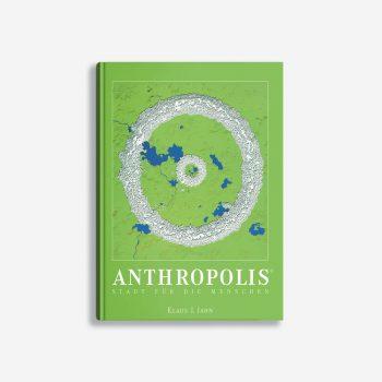Buchcover Klaus Jahn Anthropolis