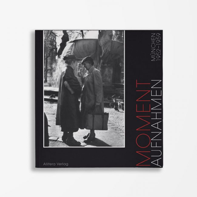 Buchcover Helmut Keller Momentaufnahmen