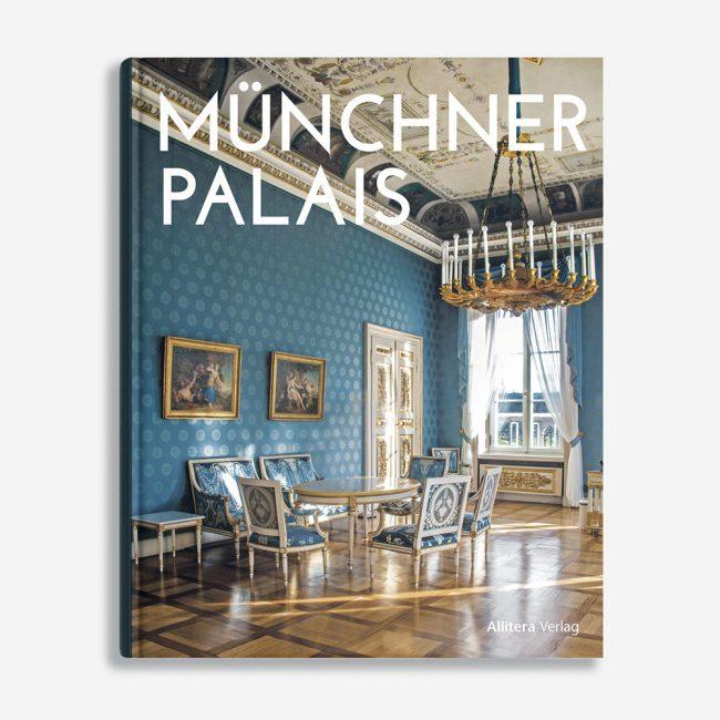 Buchcover Pedarnig Köppelmann Münchner Palais