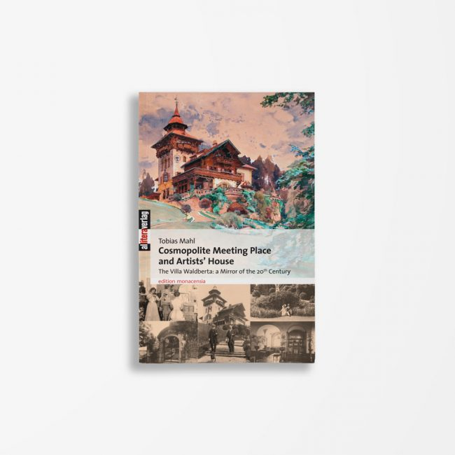 Buchcover Tobias Mahl Cosmopolite Meeting Place and Artists House