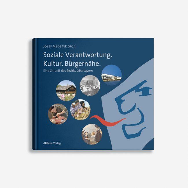 Buchcover Josef Mederer Soziale Verantwortung Kultur Bürgernähe