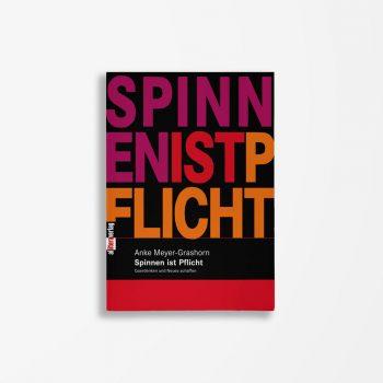 Buchcover Anke Meyer-Grashorn Spinnen ist Pflicht