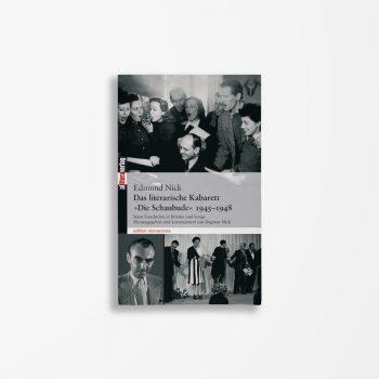 Buchcover Edmund Nick Das literarische Kabarett Die Schaubude
