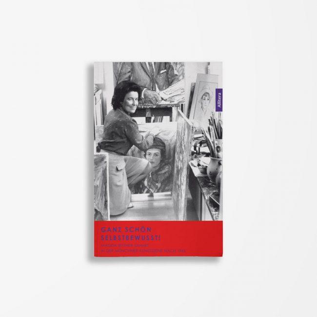 Buchcover Iris Nocker Ganz schön selbstbewusst