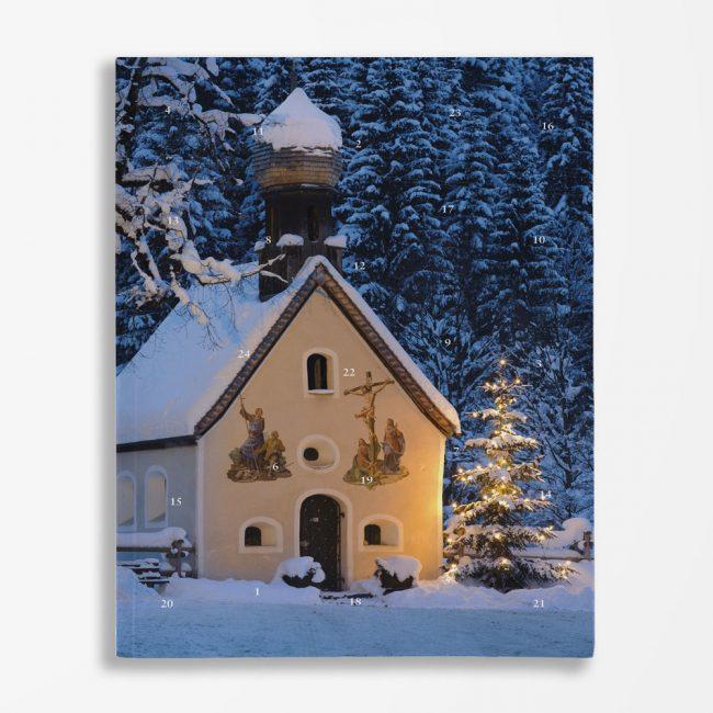 Buchcover Dietlind Pedarnig Adventskalender Bayerisches Brauchtum im Advent