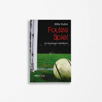 Buchcover Billie Rubin Foules Spiel