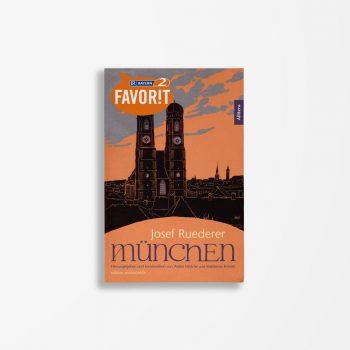 Buchcover Josef Ruederer München