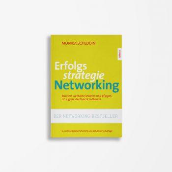 Buchcover Monika Scheddin Erfolgsstrategie Networking