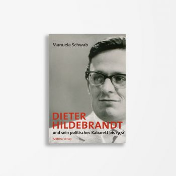 Buchcover Manuela Schwab Dieter Hildebrandt
