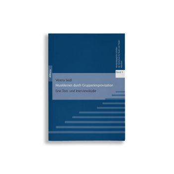 Buchcover Verena Seidl Musiklernen durch Gruppenimprovisation