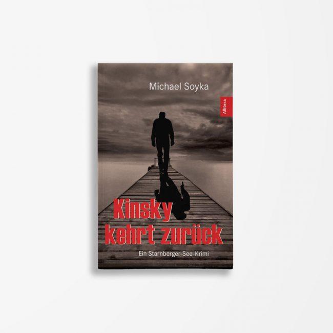Buchcover Michael Soyka Kinsky kehrt zurück