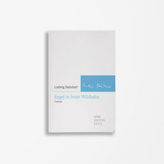 Buchcover Ludwig Steinherr Engel in freier Wildbahn