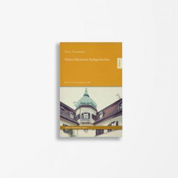 Buchcover Franz Trautmann Heitere Münchener Stadtgeschichten