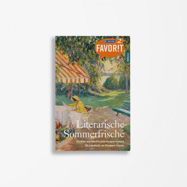 Buchcover Elisabeth Tworek Literarische Sommerfrische