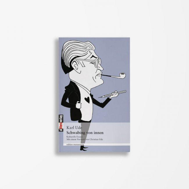Buchcover Karl Ude Schwabing von innen
