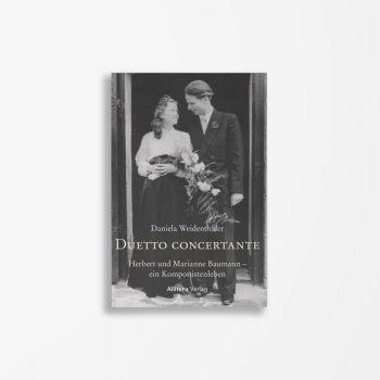Buchcover Daniela Weidenthaler Duetto concertante