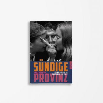 Buchcover Heinz von Wilk Sündige Provinz