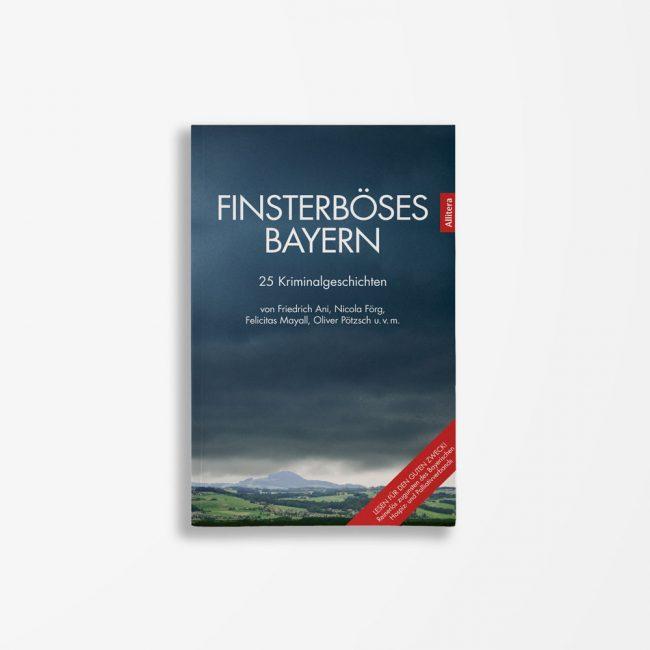 Buchcover Eßer Keller Finsterböses Bayern