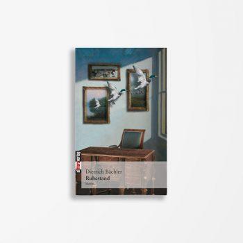 Buchcover Dietrich Bächler Ruhestand