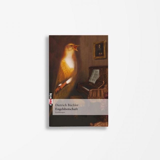 Buchcover Dietrich Bächler Engelsbotschaft