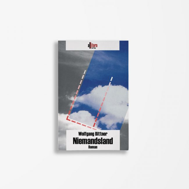Buchcover Wolfgang Bittner Niemandsland