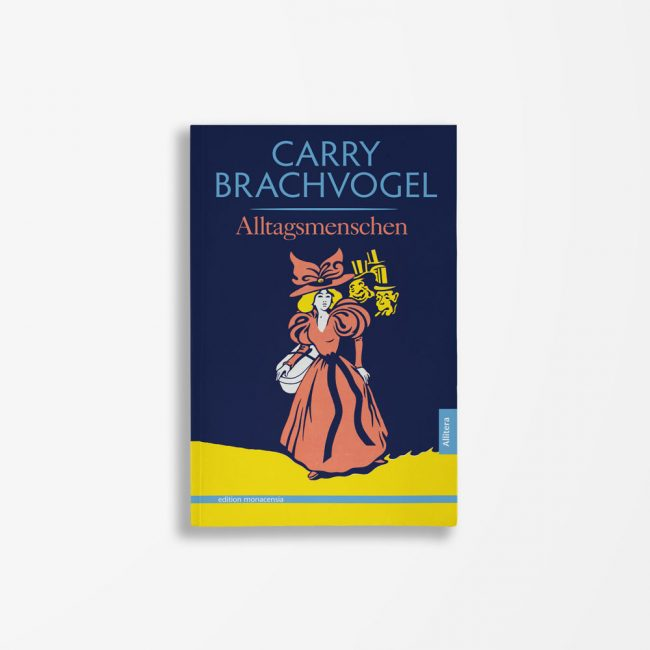 Buchcover Carry Brachvogel Alltagsmenschen