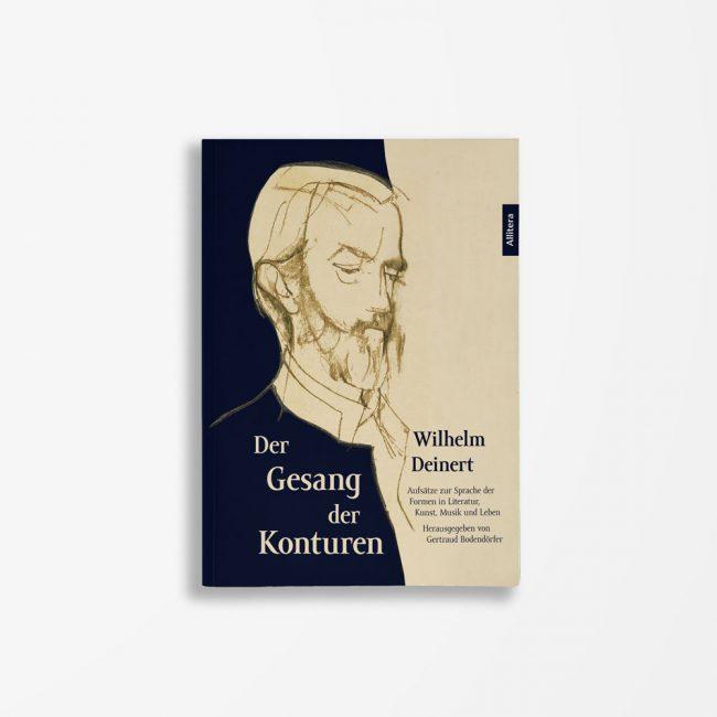 Buchcover Gertraud Bodendörfer Wilhelm Deinert Der Gesang der Konturen