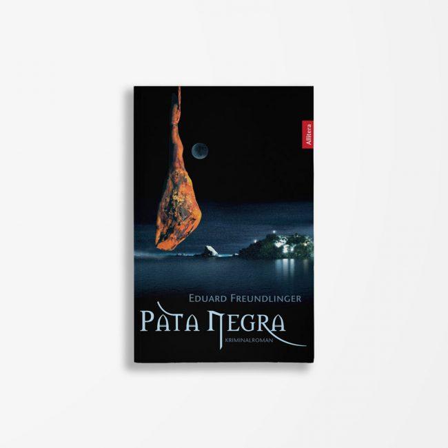 Buchcover Eduard Freundlinger Pata Negra